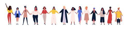 Dia Internacional da Mulher Em busca do equilíbrio e da graciosidade